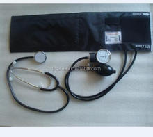 Aneroid Sphygmomanometer with Single/ Dual Stethoscope