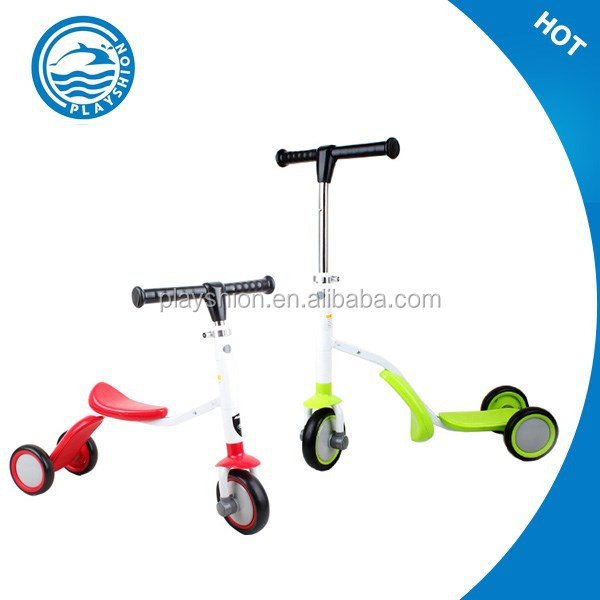 Cheap price scooter baby stroller big wheel 3 wheel