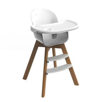 Wooden High Chair Modern Adjustable Rotatable Feeding Baby High Chairs For Baby Infants Toddlers View Baby Dining Chair Other Product Details From Ningbo Jintong Baby Products Co Ltd On Alibaba Com