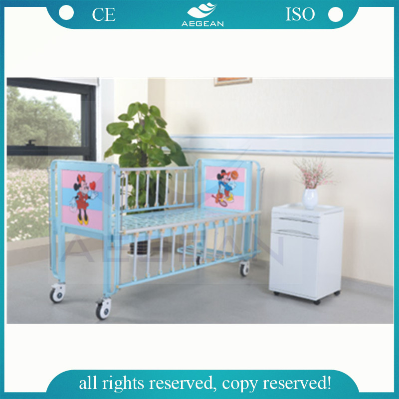 AG-CB003 Advanced High Quality Convenient Cheap Kids Bed With Slide