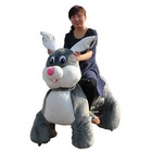 Playground Equipment Electric animal toy happy rides on animal for kids
