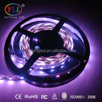 Small Battery Operated Led Strip Light Ce Rohs Led Strip Light Rgb ...