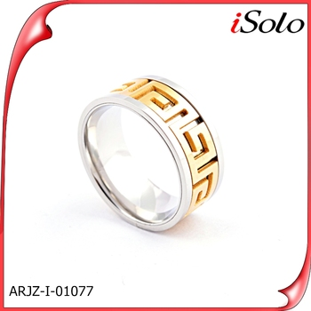 Gold Rings Without Stones Unusual Gifts Fake Engagement Rings Men