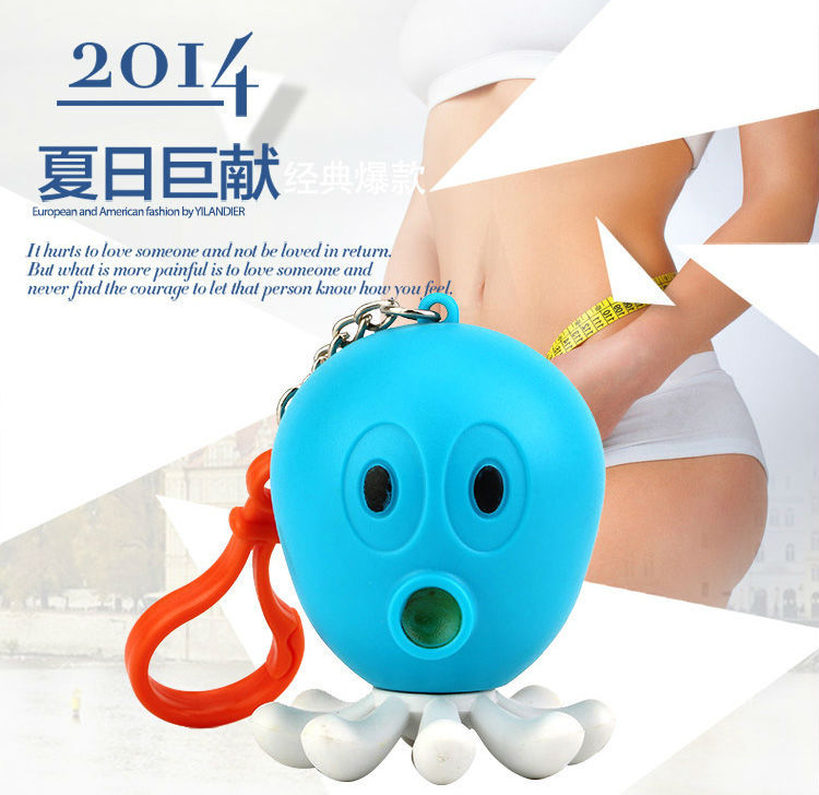 2014 hot mini cute measuring tapes with key ring