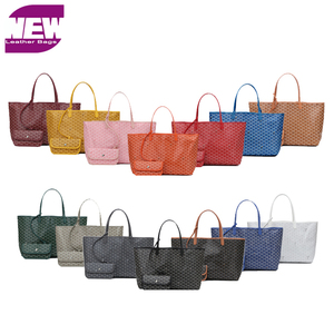 NPU0347 Fashion newest women handbags tote pu leather bag factory bags for sale online