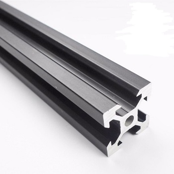 20*20 with 1 meter Extruded V-slot aluminum profile