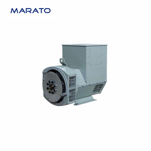 Low Price Ac Generator , 3 Three Phase, Brushless alternator Generator Head 100KW