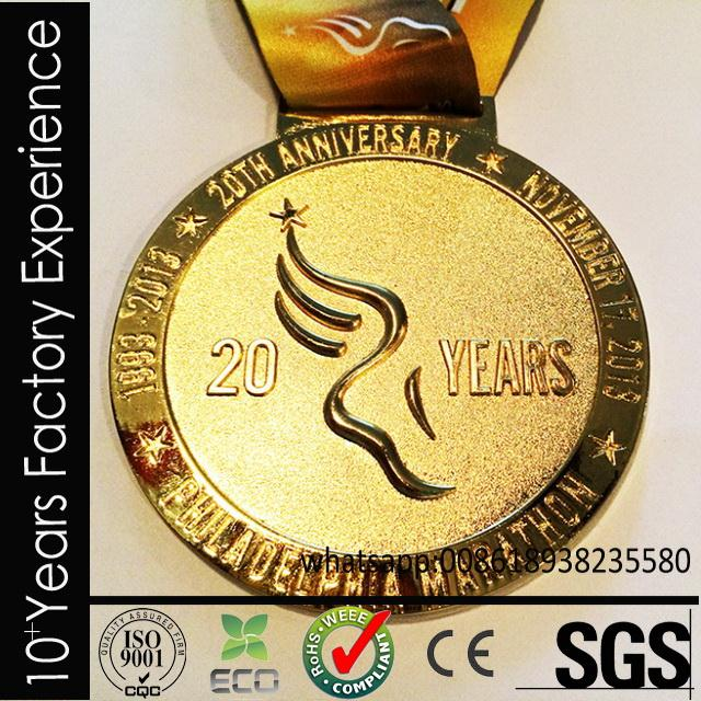 CR-qq998_medal BELIEVE glitter sport marathon medals for sell