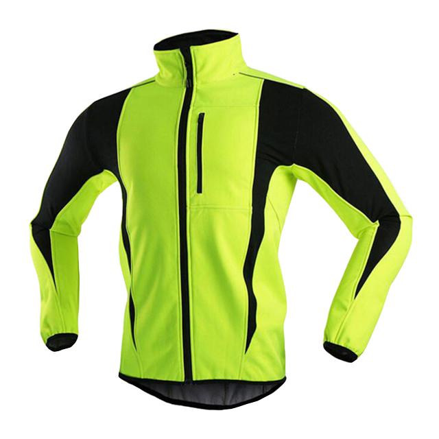 Wholesale Men's Cycling Clothing Reflective Waterproof Cycling Jacket Mens Sportswear Windbreaker Jacket