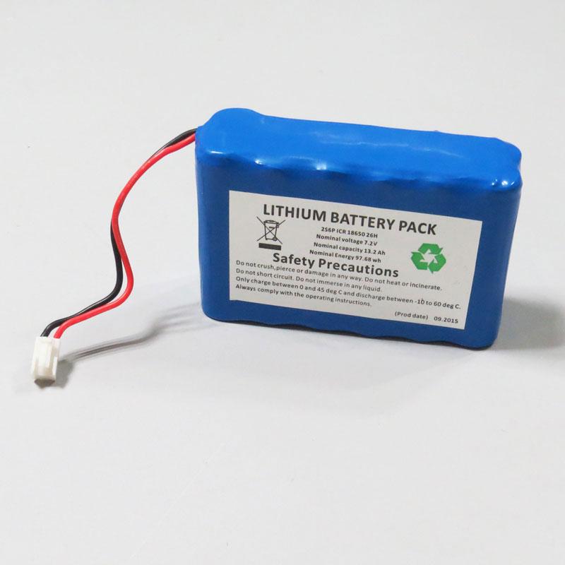 2s6p 18650 74 V 132ah Li Ion Batterij Lithium Ion Batterij Buy Recharge Lithium Ion Batterijbatterij Recharge Lithium Ion Batterijli Pack