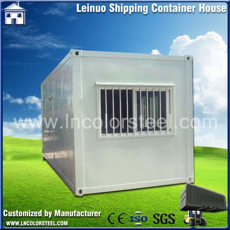 High standard easy assembly living 20ft container house