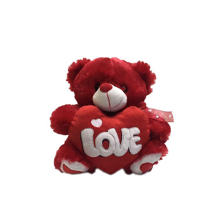 bfd4fc08c83c Plush Valentine Giant Red Bear