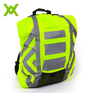 WX High Visibility Reflective Bag Cover 100% Waterproof Backpack Cover