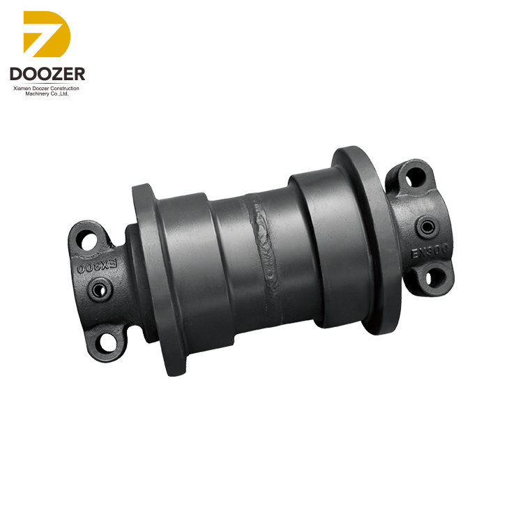 High Precise ZAX330 Construction Machinery Spare Parts Track Roller for Hitachi Excavator
