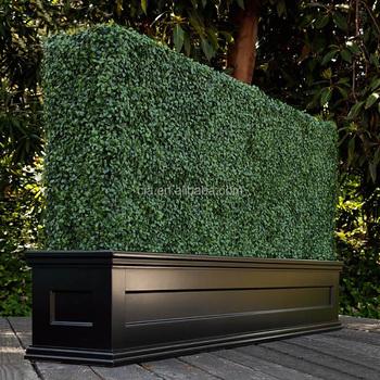 Cia Artificial Boxwood Hedge Artificial Melon Grass Hedge