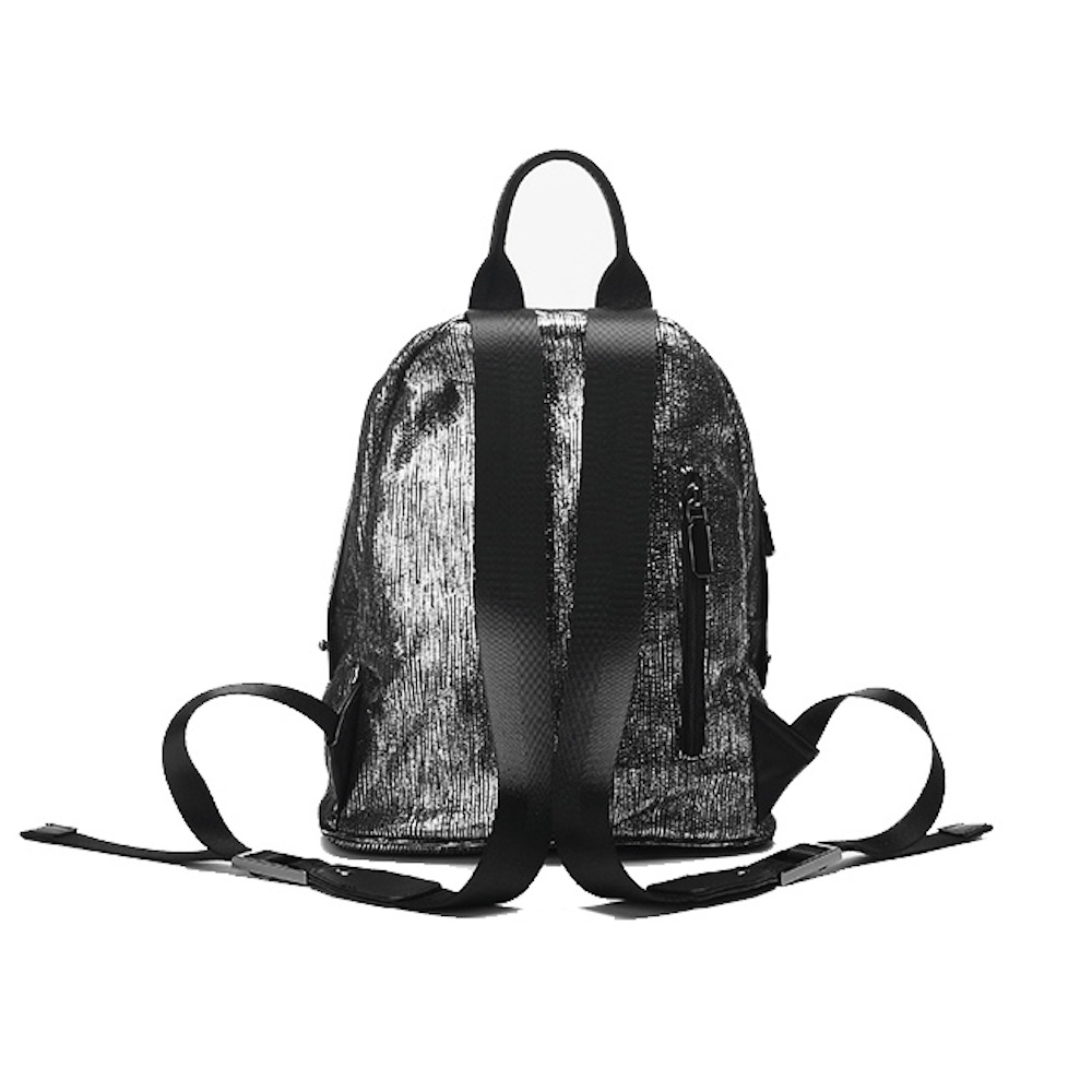 cdefd7748485 women funky school bags college travelling back pack unique colorful  teenage stylish fancy ladies metallic backpack