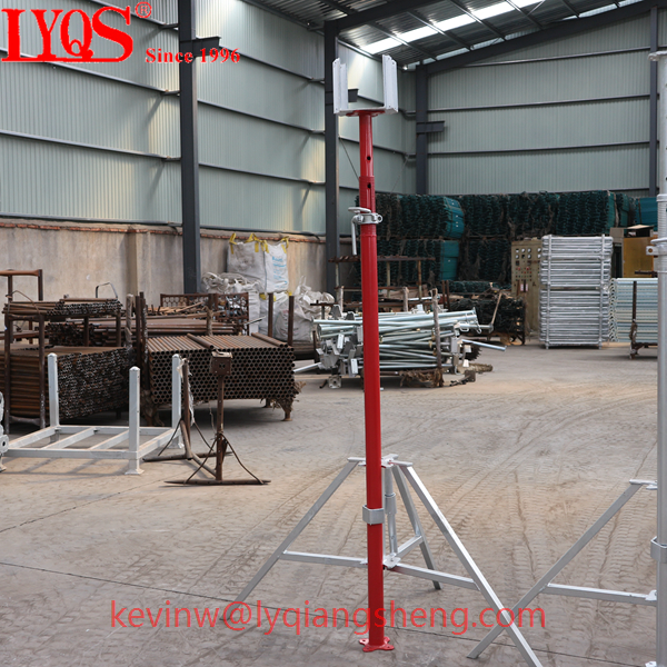 Scaffolding Construction Materials Acrow Jack/ Steel Prop