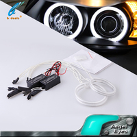 Car accessories CCFL angel eyes headlight halo ring kit toyota mark x (Reiz)