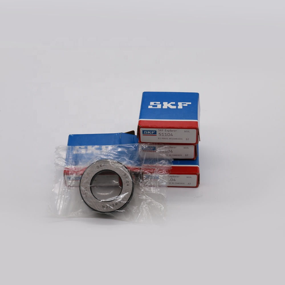 Original thrust ball bearing SKF bearing 51104 for industrial automobile and machine equipment