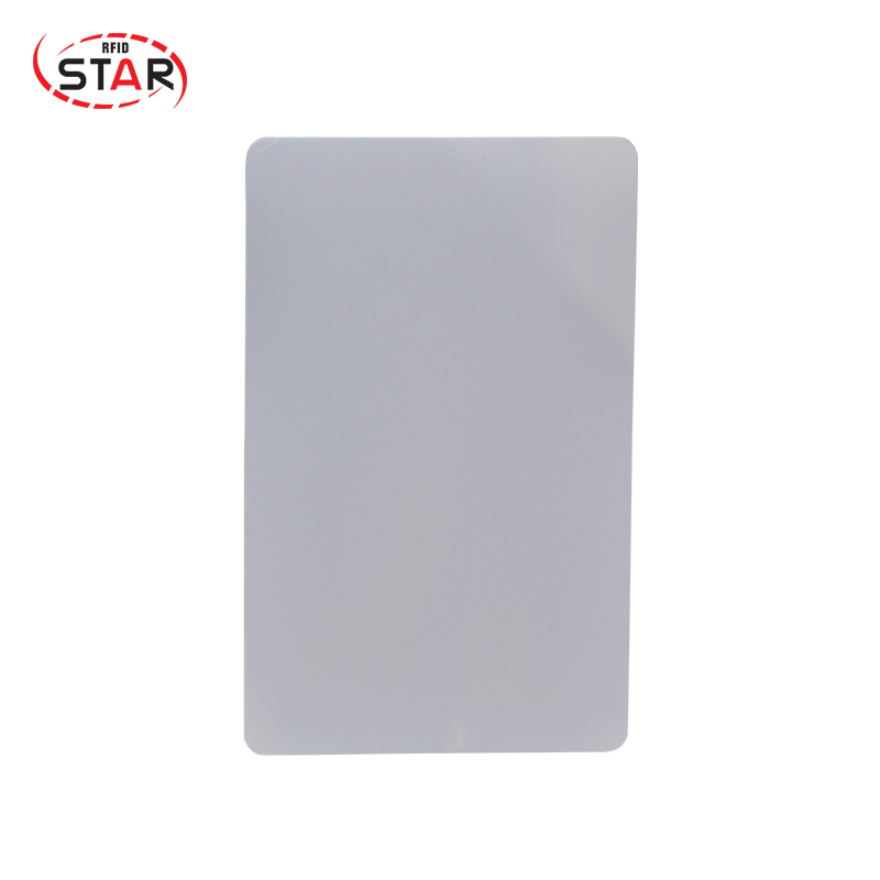 Universal rfid 13.56mhz pvc plastic cards /door access control customized smart tag with high quality and price