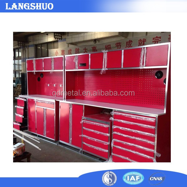 Custom Tool Wall: Modular Tool Storage Cabinet For Workshop Or Garage