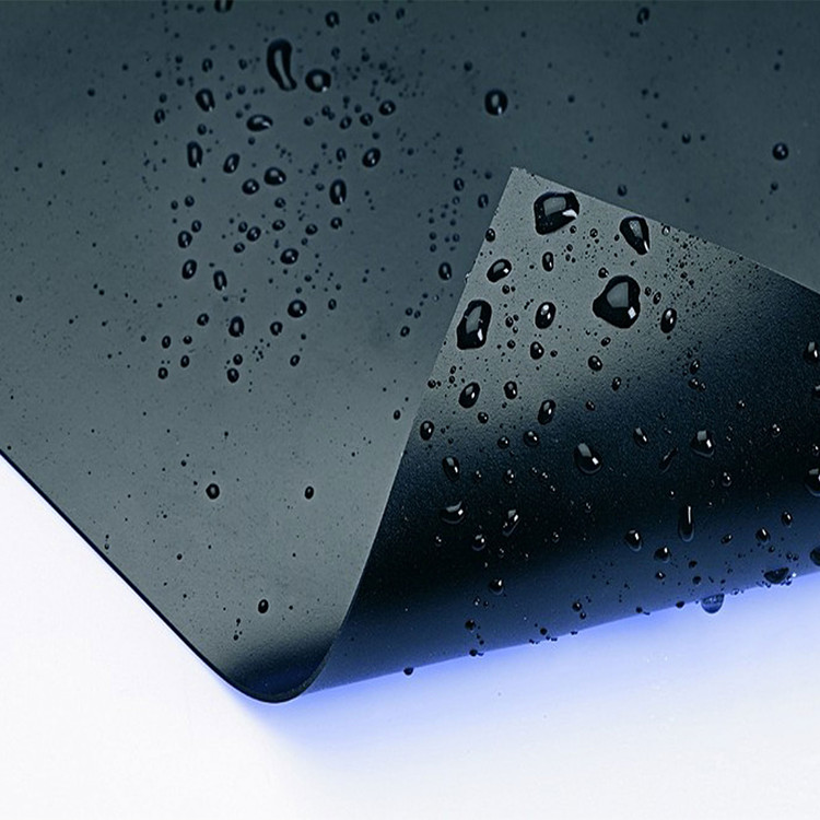 1mm HDPE Geomembrane Rolls Suppliers for Fish Farm