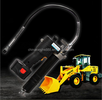 18V Battery Powered Cordless Grease Gun