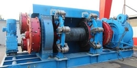 DC drawwork for drilling rig