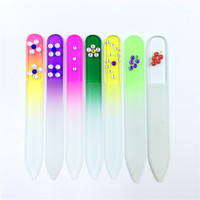 professional glass nail file crystal nail file