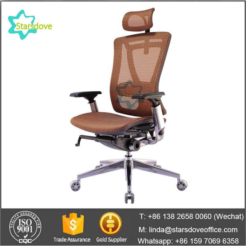 respaldo alto silla de oficina