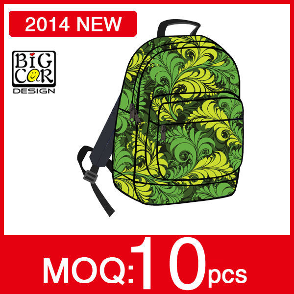 2014 High quality custom logo promotion wholesale canvas bag for teenage girls,Mossy Oak Toumey Backpack
