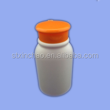 2014 new small 50ML HDPE powder bottle for baby care