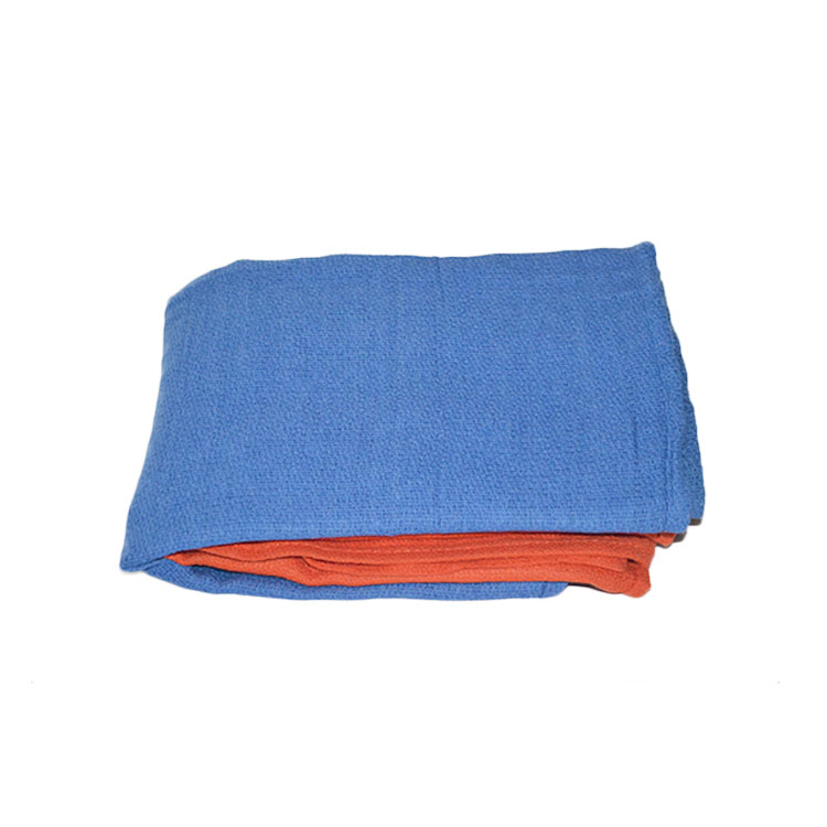 Factory Price Medical Surgical Huck Towel,Machine Clean 100 Cotton Towels