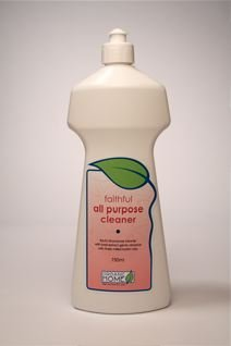 organic faithful all purpose cleaner