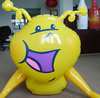 funny 3d model inflatable dog