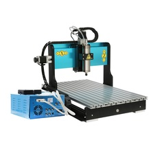 <span class=keywords><strong>컴퓨터</strong></span> 조절 식 New 6040 3 축 탑 데스크탑 Cnc Router 표