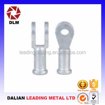 Galvanized overhead transmission power fitting OEM made in China