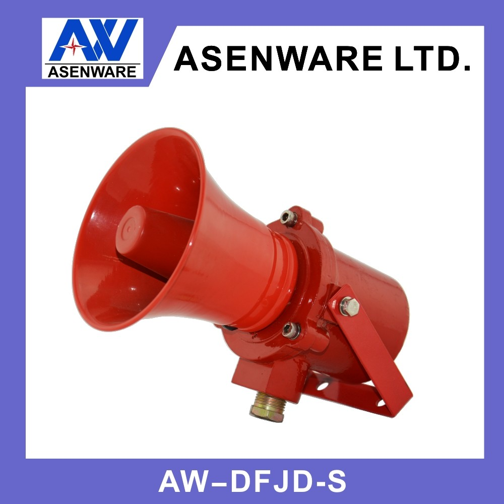 Long range fire alarm siren speaker, high qualtiy siren strobe sounder