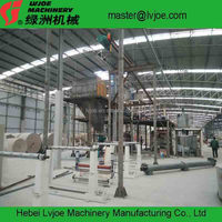 Gypsum board plant with 2 million -- 20 m2 million m2 Annual Capacity