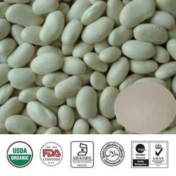 extrait de haricot blanc de dosagem