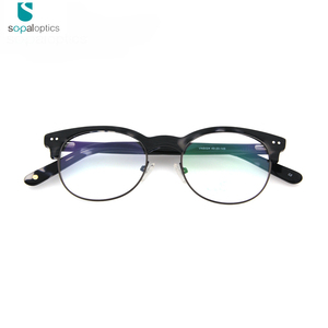 bea2b955ba7 European Style Optical High End In China Men Women Custom Made Eyeglass  Frames
