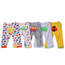 Wholesale Baby Boy Khaki Pants Cotton Infant Crawling Trousers