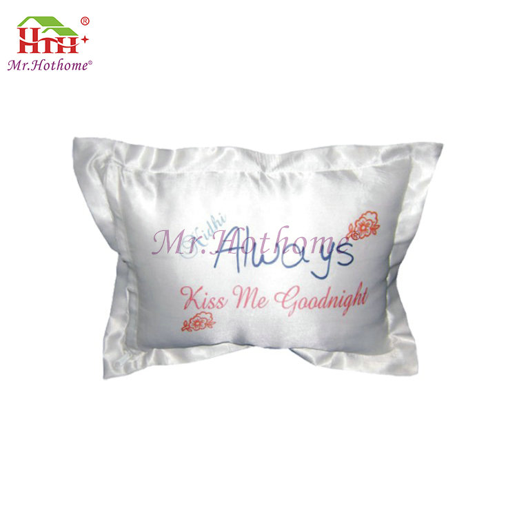 Wholesale pillow inserts neck travel kids hotel car custom pillow