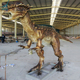 The simulation Stygimoloch animatronic dinosaur robot for sale