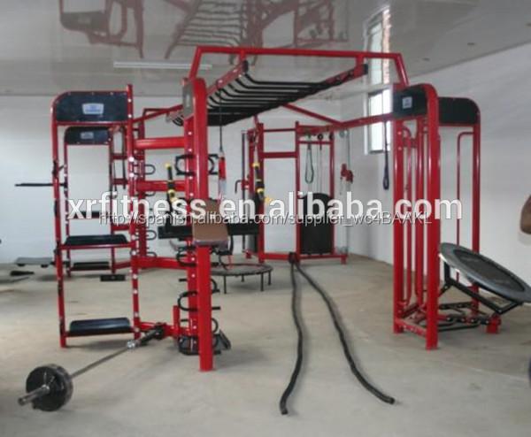 Equipo de gimnasio equipo de crossfit synrgy 360 for Productos gimnasio