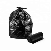 Black Trash Bag Heavy Duty Garbage Bags 42 55 gallon trash bags