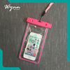 10.5 x 20.5 cm Promotional Gift waterproof cellphone bag