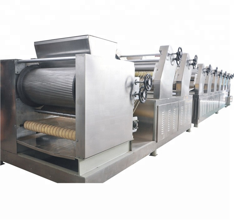 cheap price rice vermicelli noodle extruder packing dryer making machine