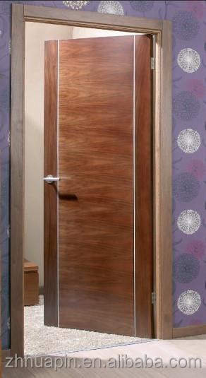 Modern New Bedroom Wooden Door Designs