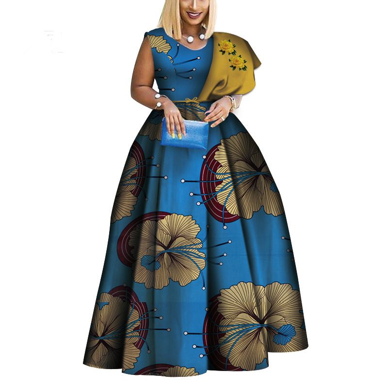 H & D Fashion Style African Women Clothing Elegant Design African Wax Clothing From China Factory Price